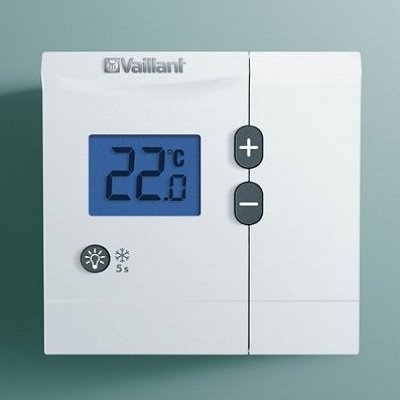 Vaillant  VRT 35 F (kablosuz) LCD Ekran On-Off Oda Termostatı